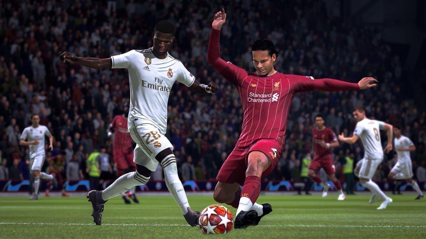 Screenshot FIFA 20