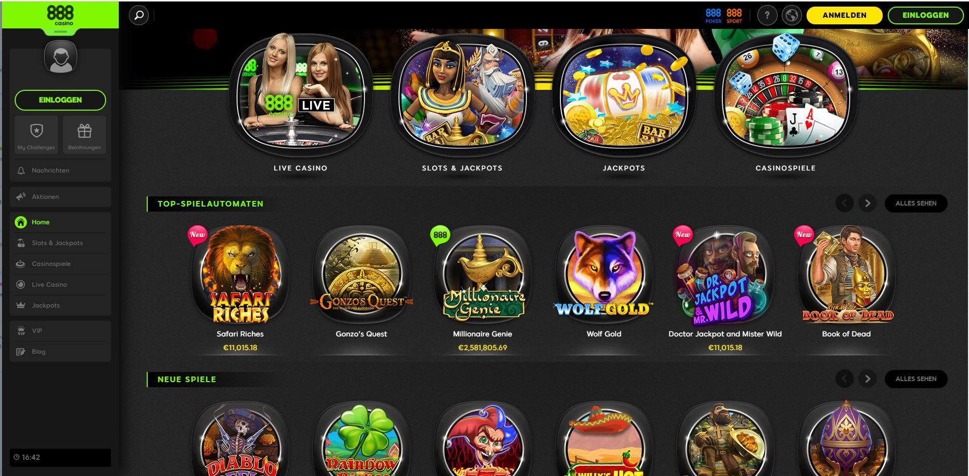 welches online casino ist das bestes welt spielcasino ohne einzahlung