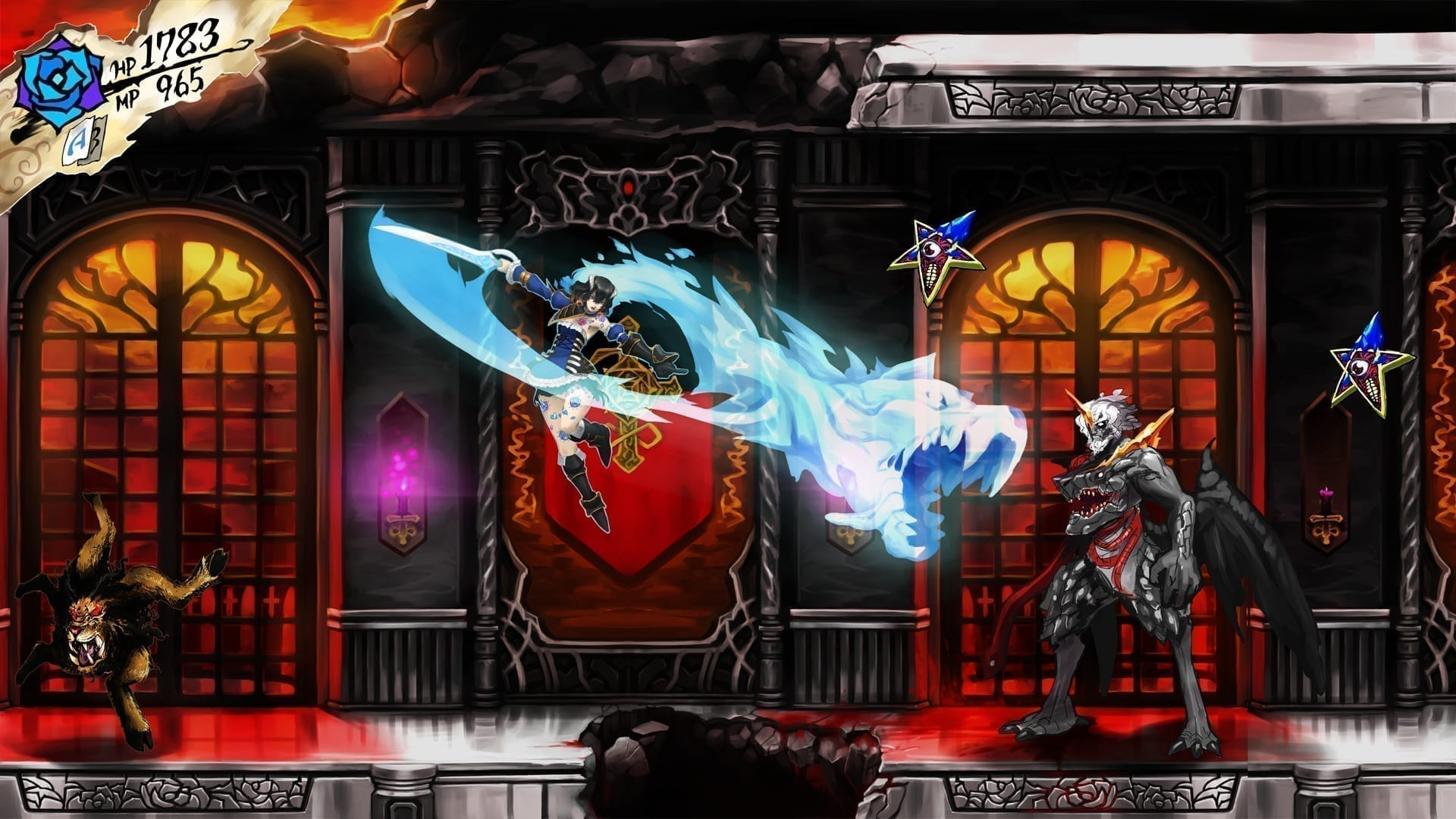 Bloodstained: Ritual of the Night Android iOS Mobile-Version