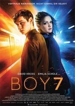 Boy7-Eintrittskarten