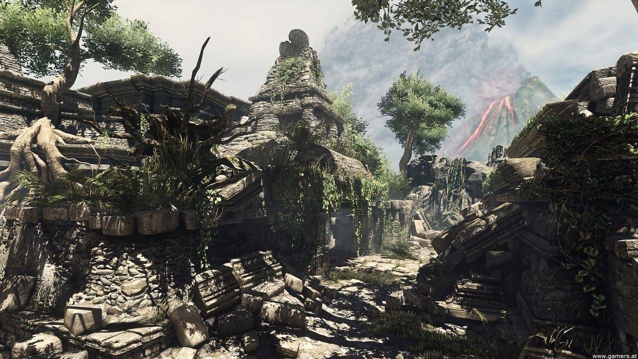 COD Ghosts Devastation Ruins