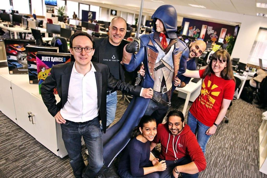 Ubisoft CRC Team