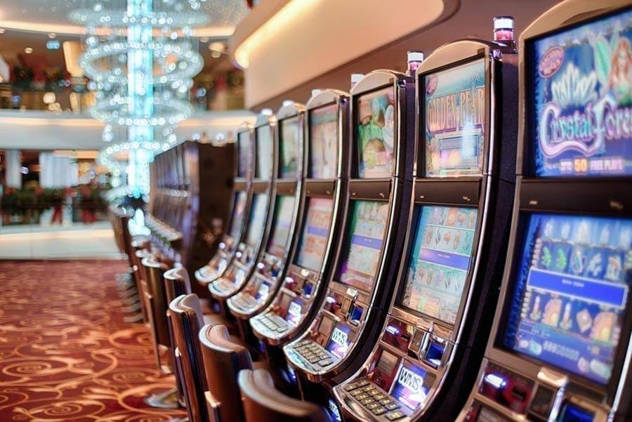 Casino-Slotmachines