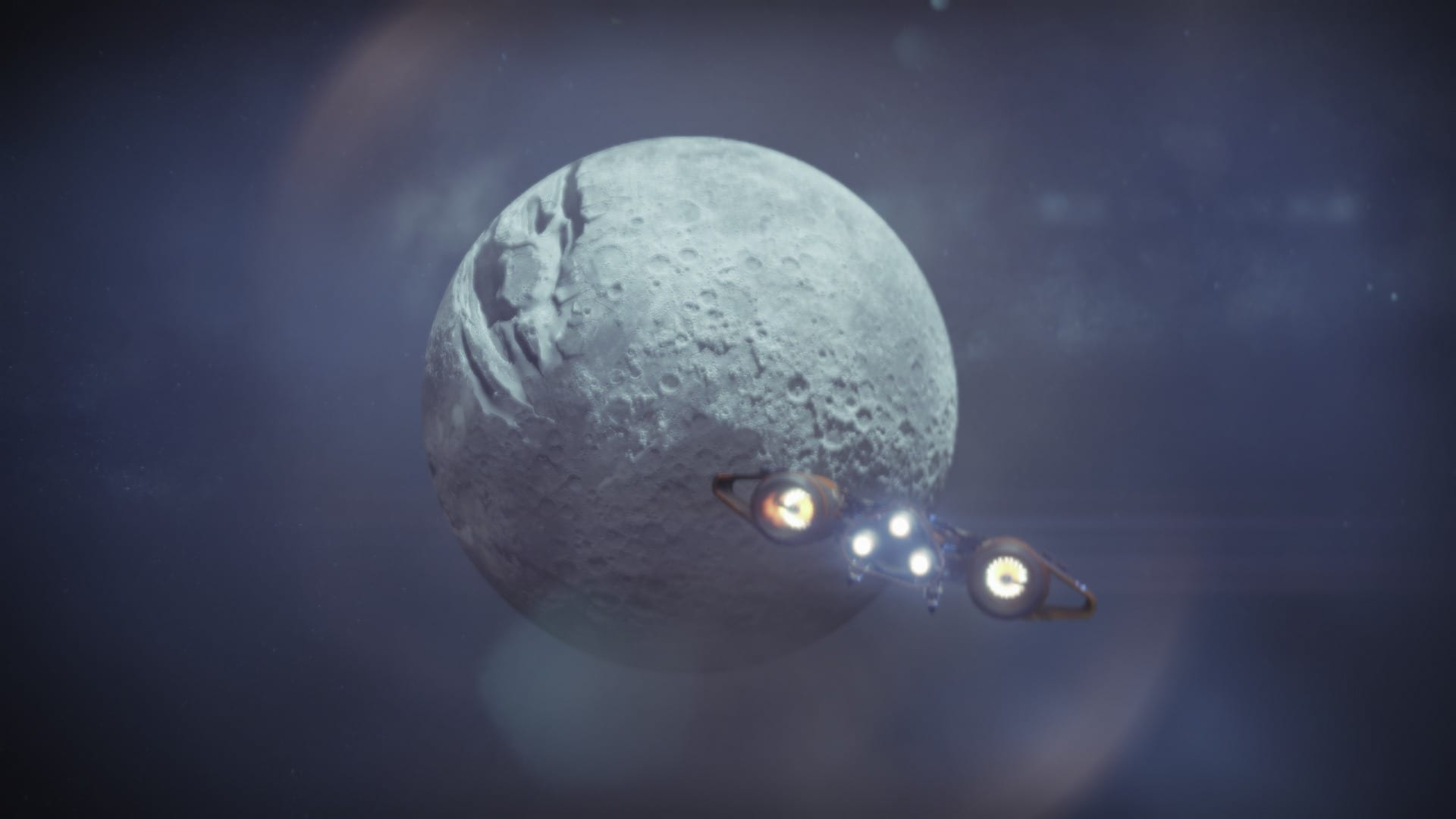 Auf gehts zum Mond!