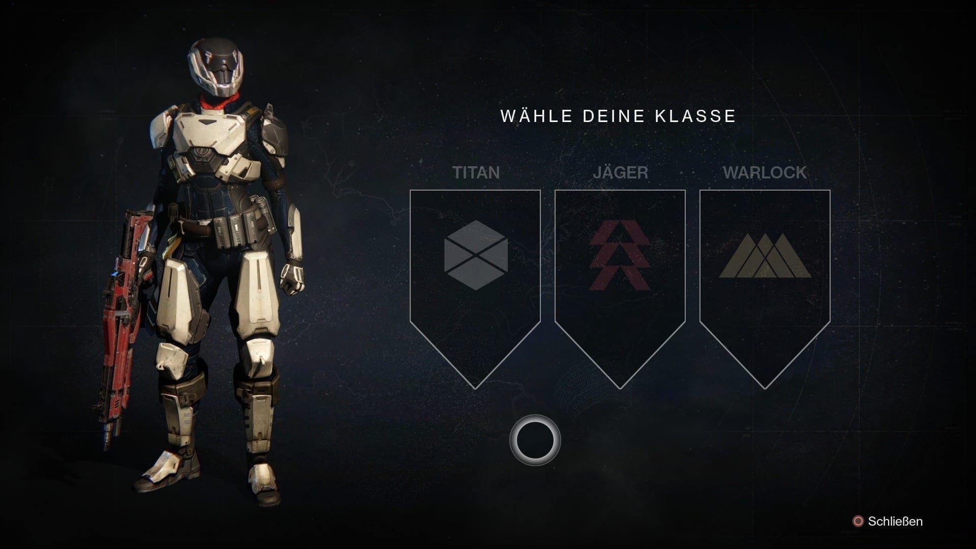 Titan - eine Kampfmaschine mit massiver Feuerkraft