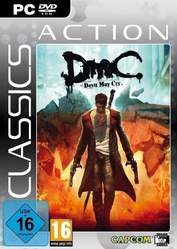 DmC - Devil May Cry_Classics-Pack