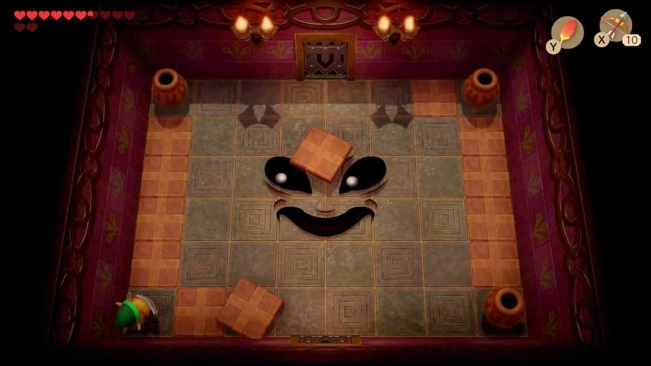 Bosskammern sind für jedes Labyrinth natürlich Pflicht.