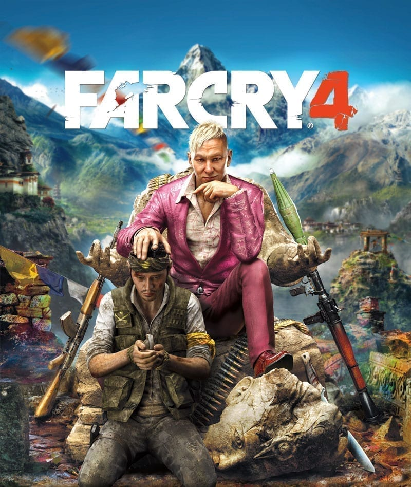 FarCry4-Poster