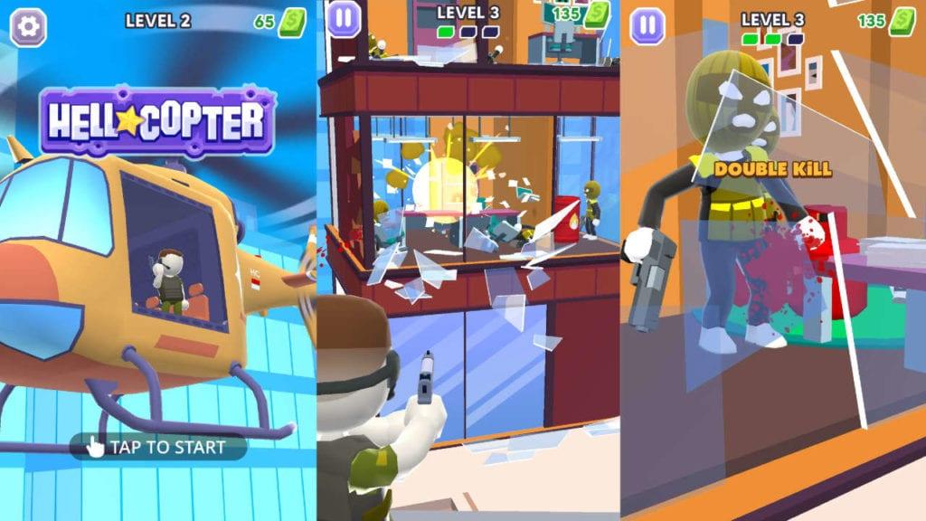Screenshot Hellcopter