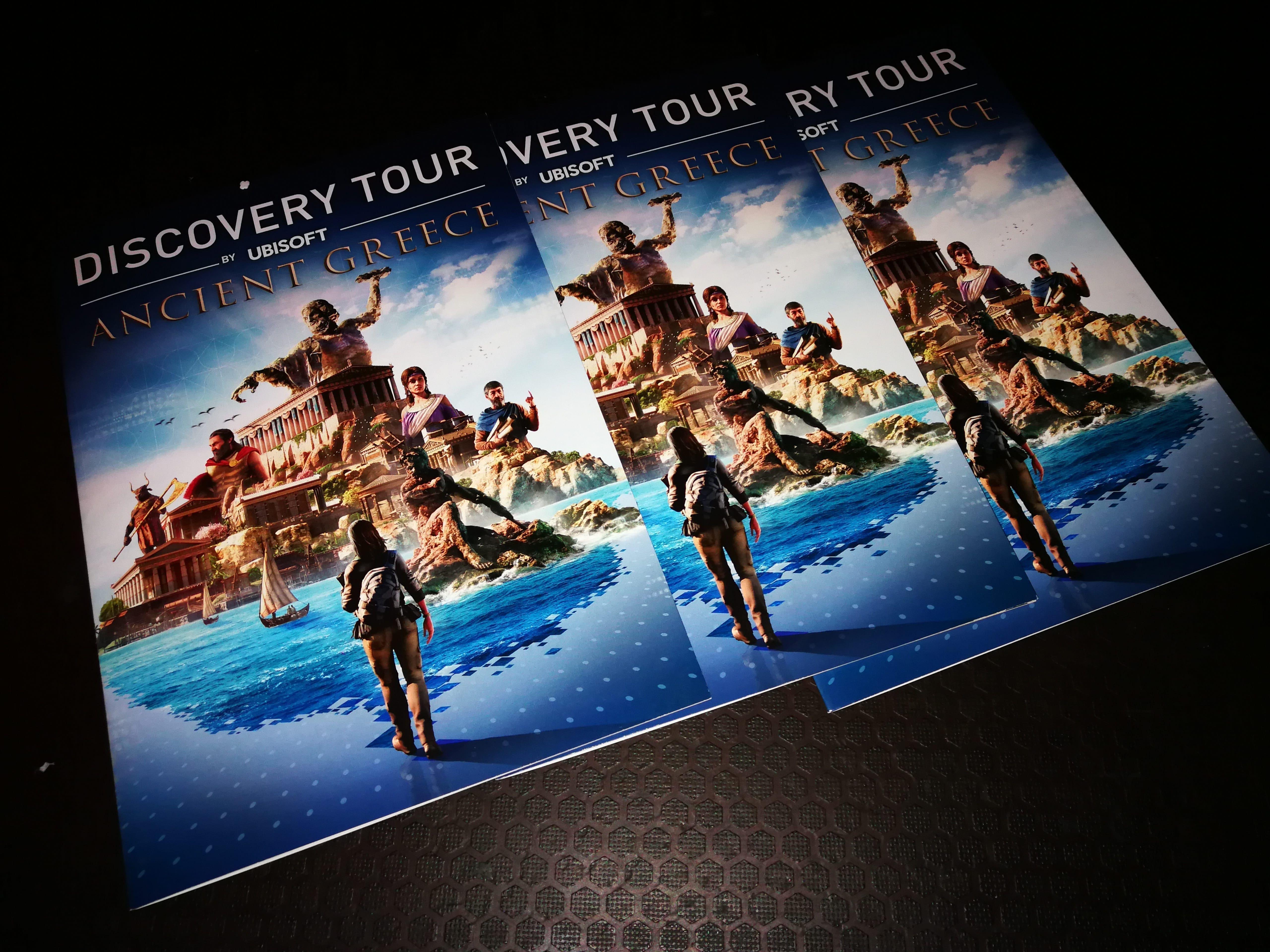 Discovery Tour Prospekte