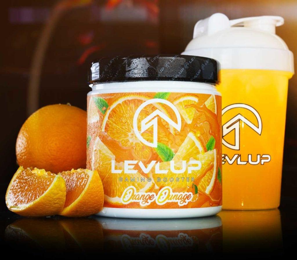 LevlUp Orange