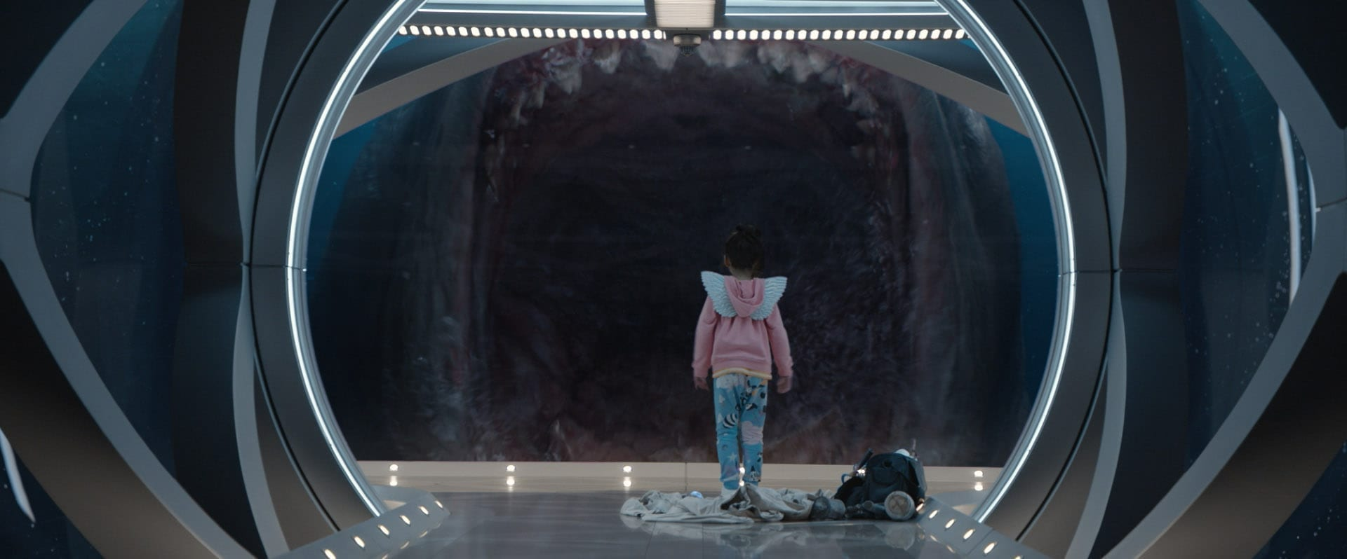 """SHUYA CAI as Meiying in Warner Bros. Pictures' and Gravity Pictures' action adventure """"THE MEG,"""" a Warner Bros. Pictures release."""
