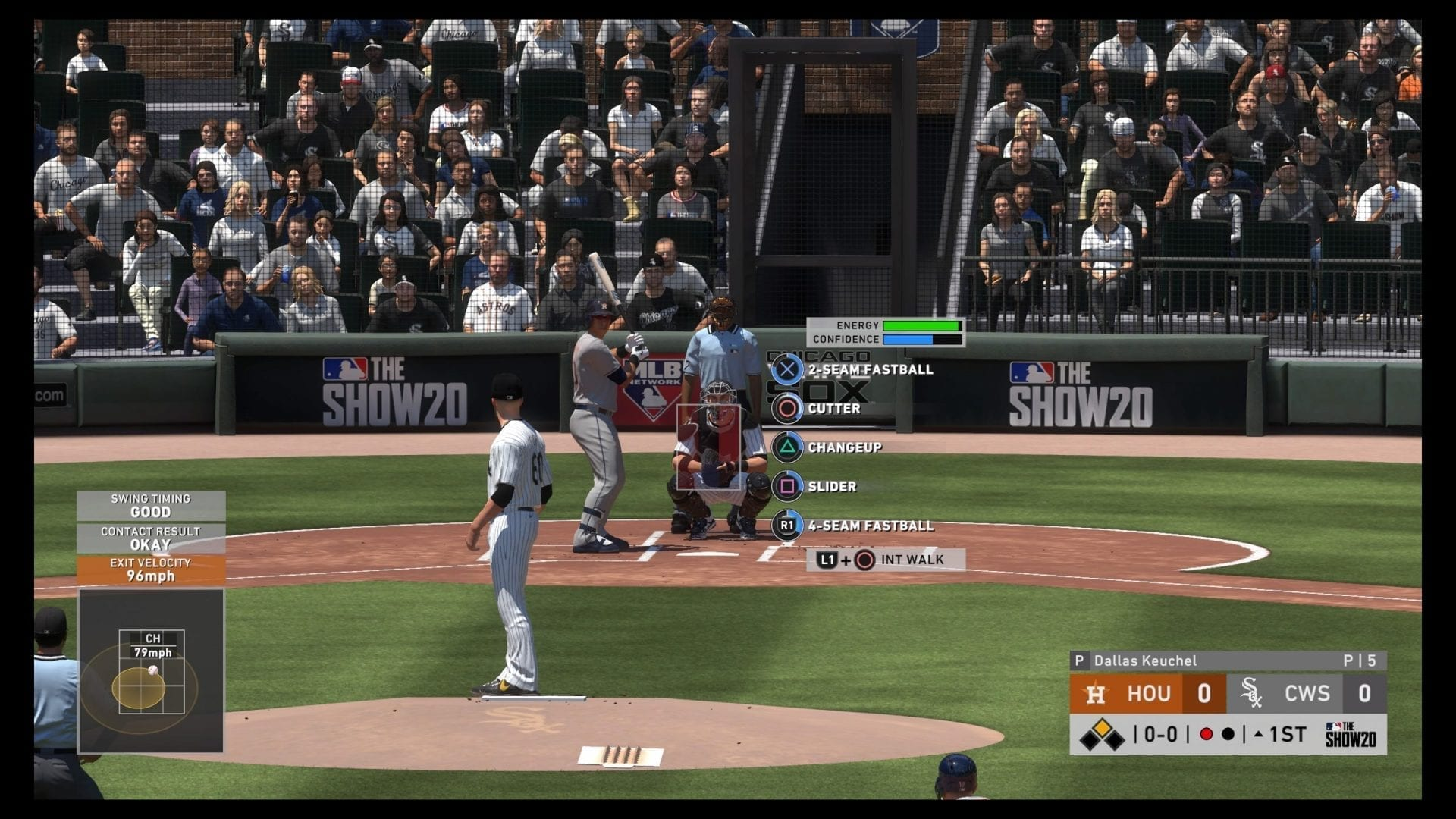 MLB(R) The Show(TM) 20