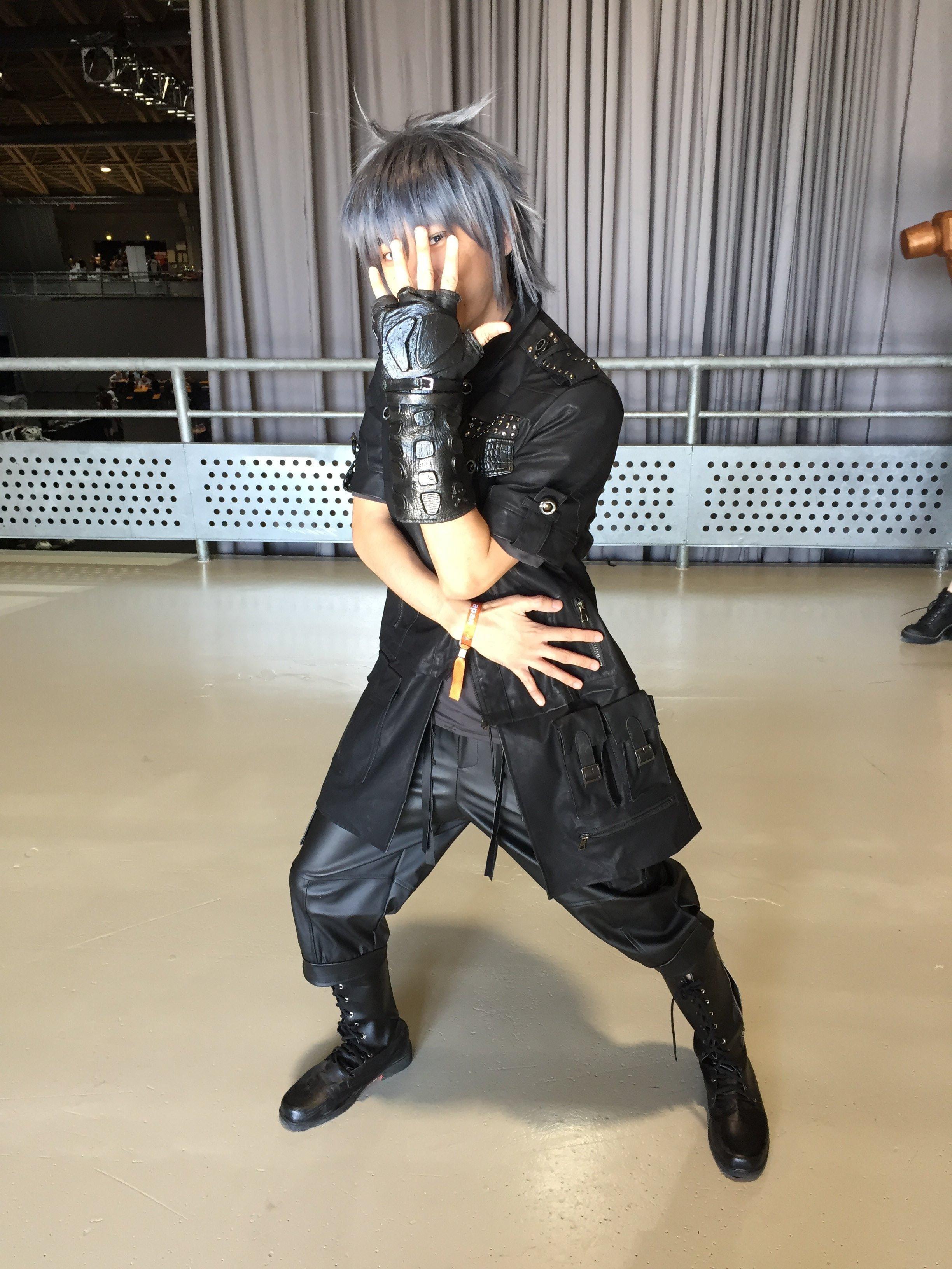 Kritsada als Noctis aus Final Fantasy XV