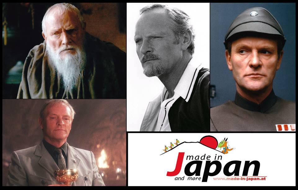 Als Stargast durfte die Made in Japan heuer Julian Glover begrüßen, der aus Filmen/Serien wie Star Wars, Indiana Jones sowie Game of Thrones bekannt ist