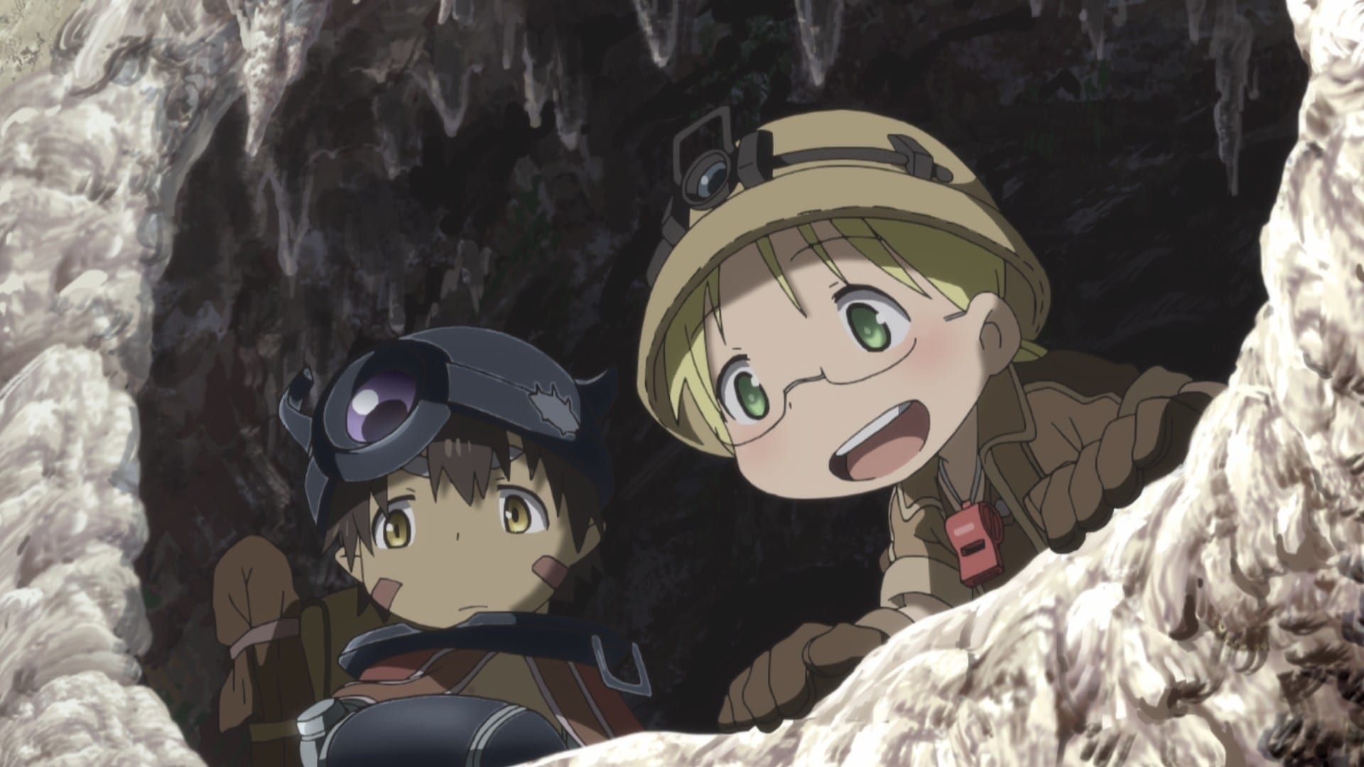 Made in Abyss scn1