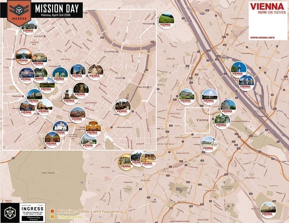 Mission Day Map