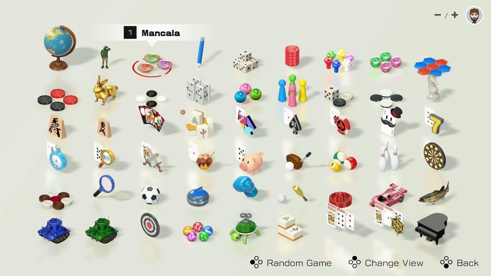 Die Spiele in 51 Worldwide Games im Überblick.