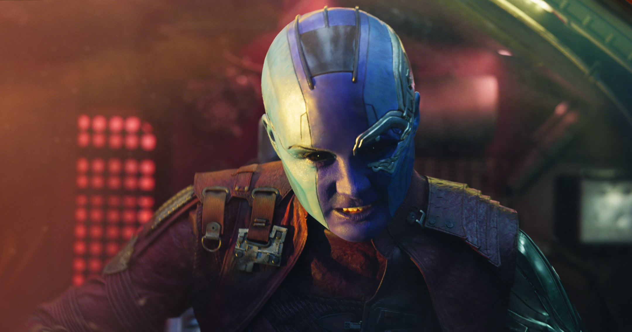 Guardians Of The Galaxy Vol. 2..Nebula (Karen Gillan)..Ph: Film Frame..©Marvel Studios 2017