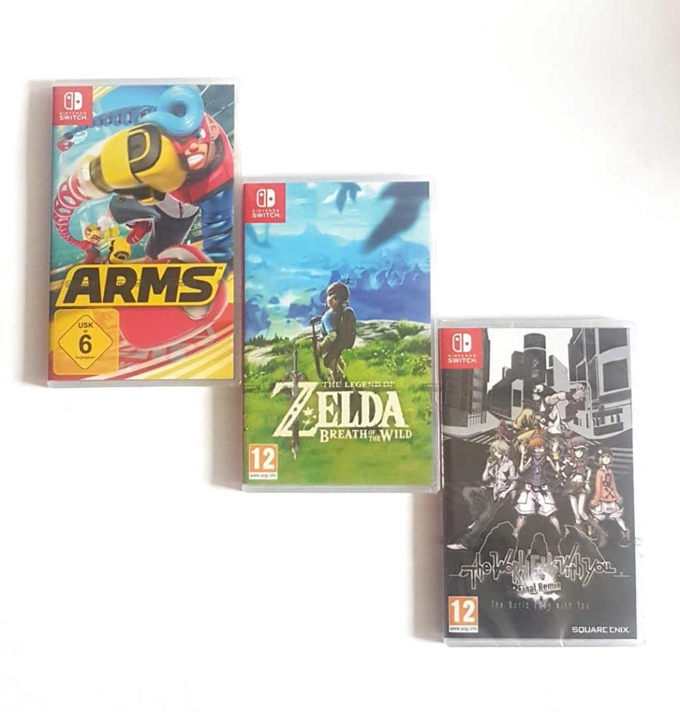 Nintendo-Package
