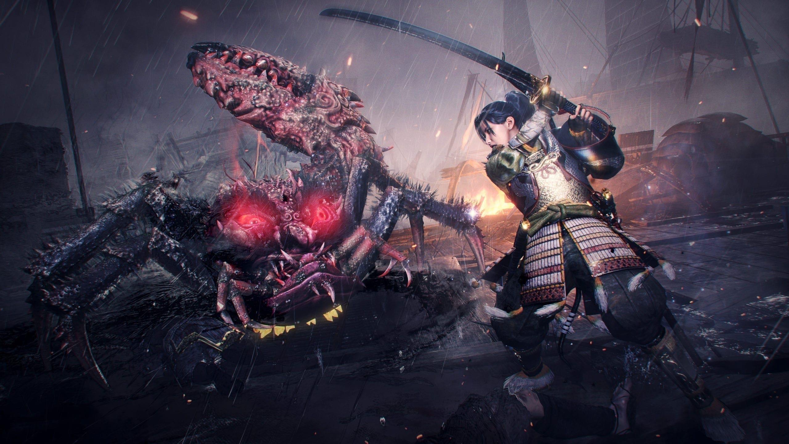 Nioh 2 – Der erste Samurai