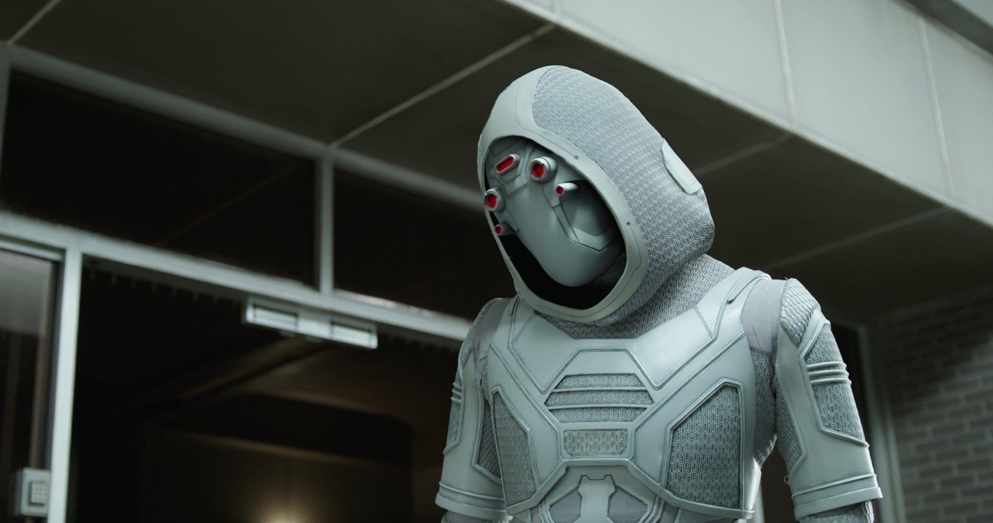Marvel Studios ANT-MAN AND THE WASP..Ghost (Hannah John-Kamen)..Photo: Film Frame..©Marvel Studios 2018