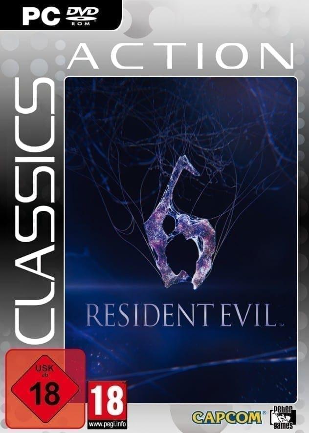 Resident Evil 6_Classics-Pack