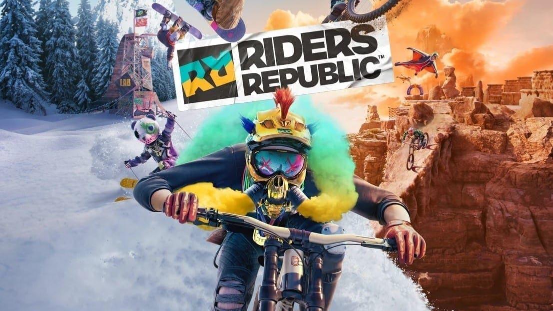 Riders Republic verschoben - Beitragsbild