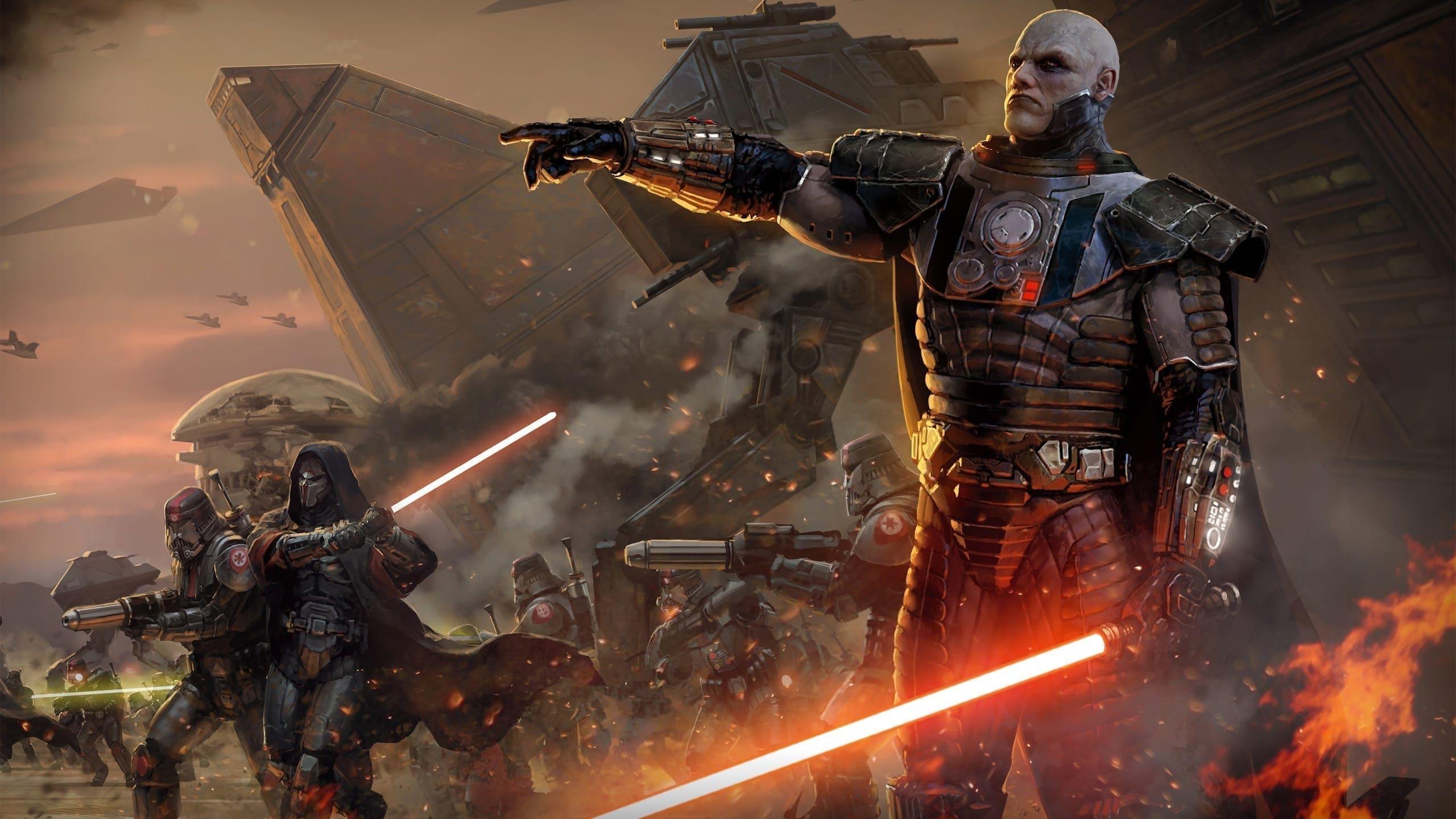 Gratis Unterhaltung: Star Wars: The Old Republic