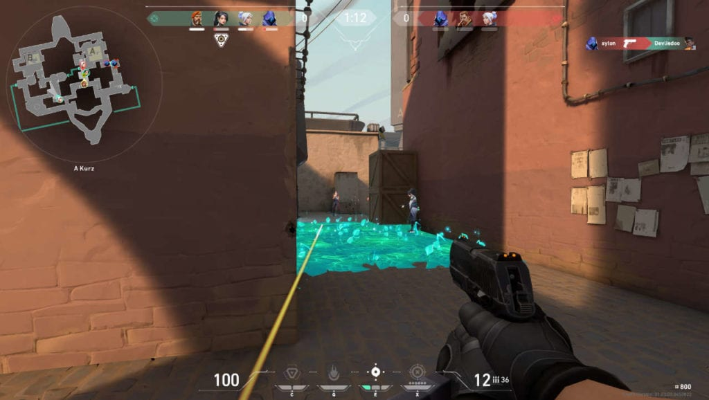 Screenshot Valorant