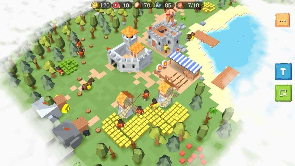 Screenshot SiegeUp!