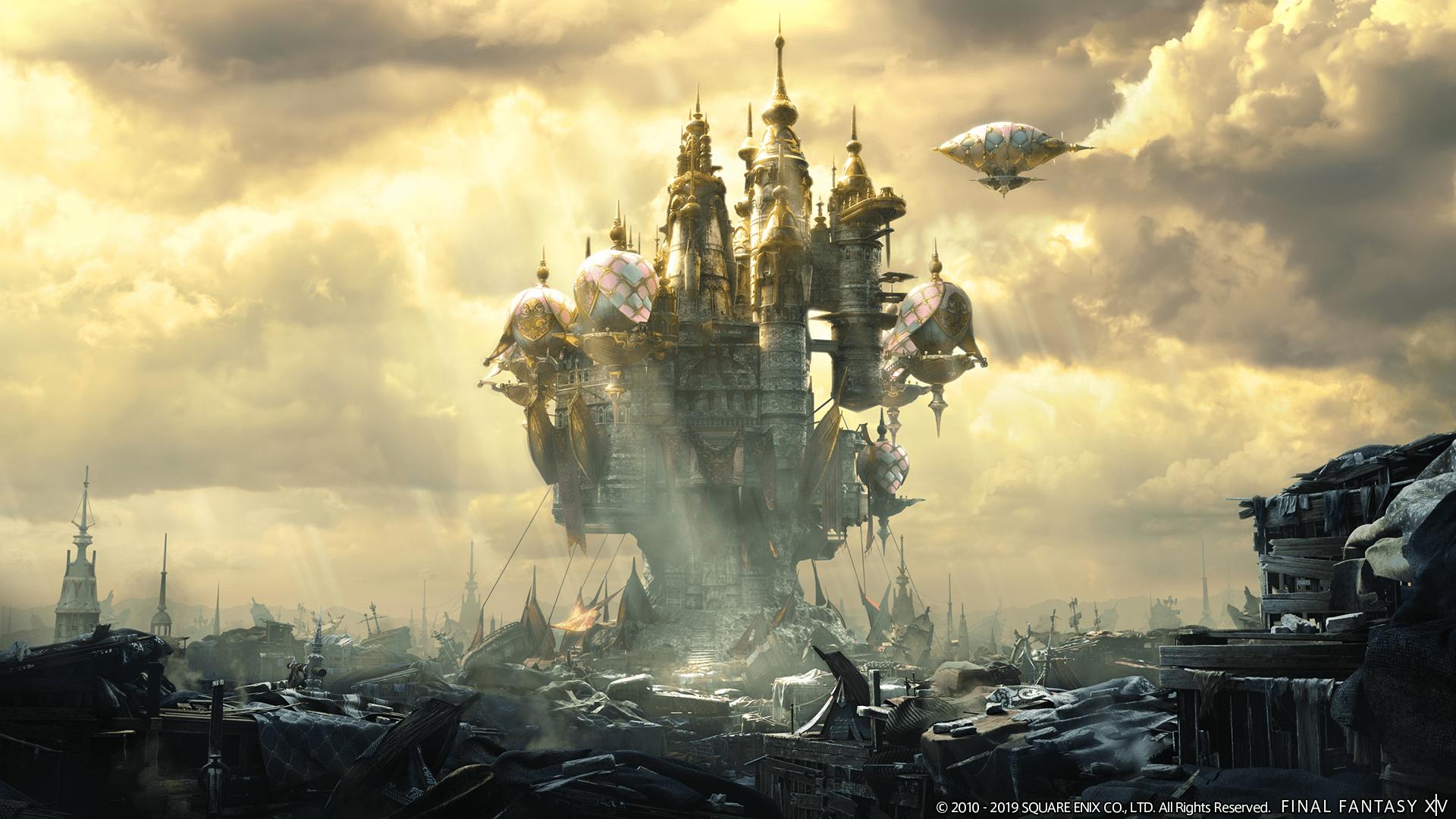 Final fantasy XIV: Shadowbringers im Test
