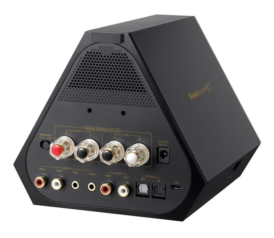 SoundblasterX72
