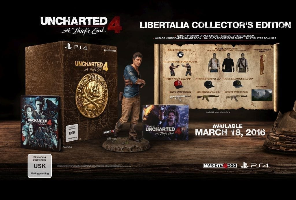 Uncharted 4_Collector's Edition