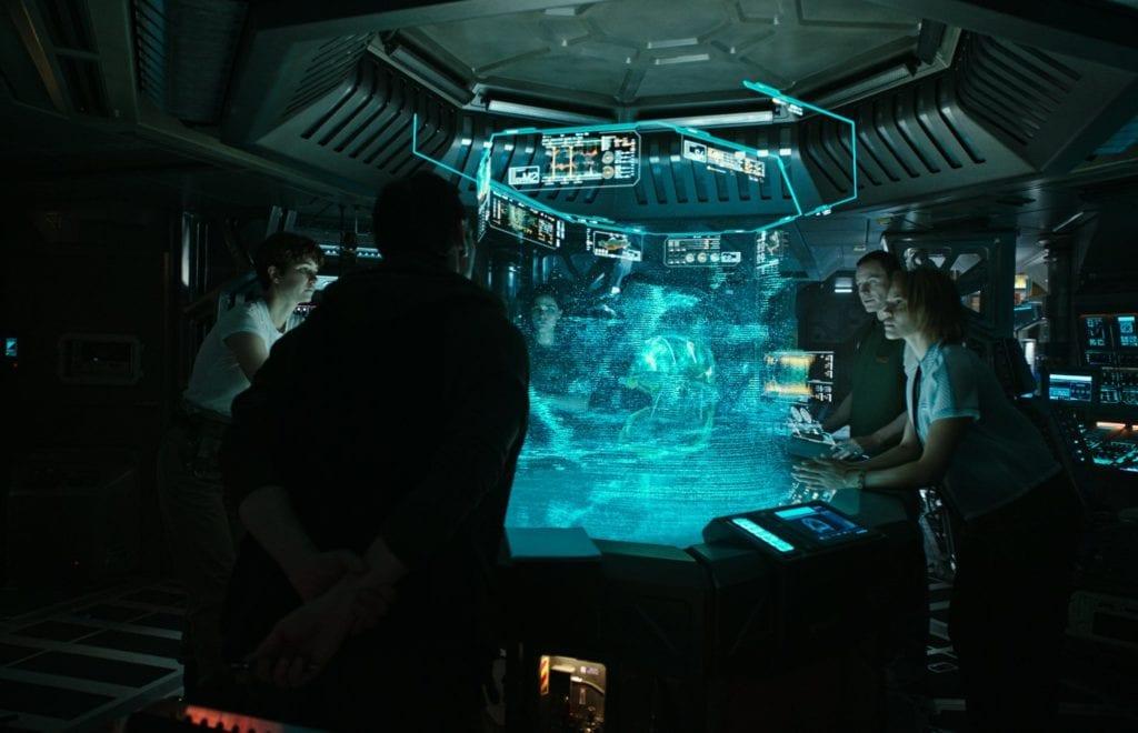 "© 2017 Twentieth Century Fox   Szenenbild aus "" Alien Covenant"""