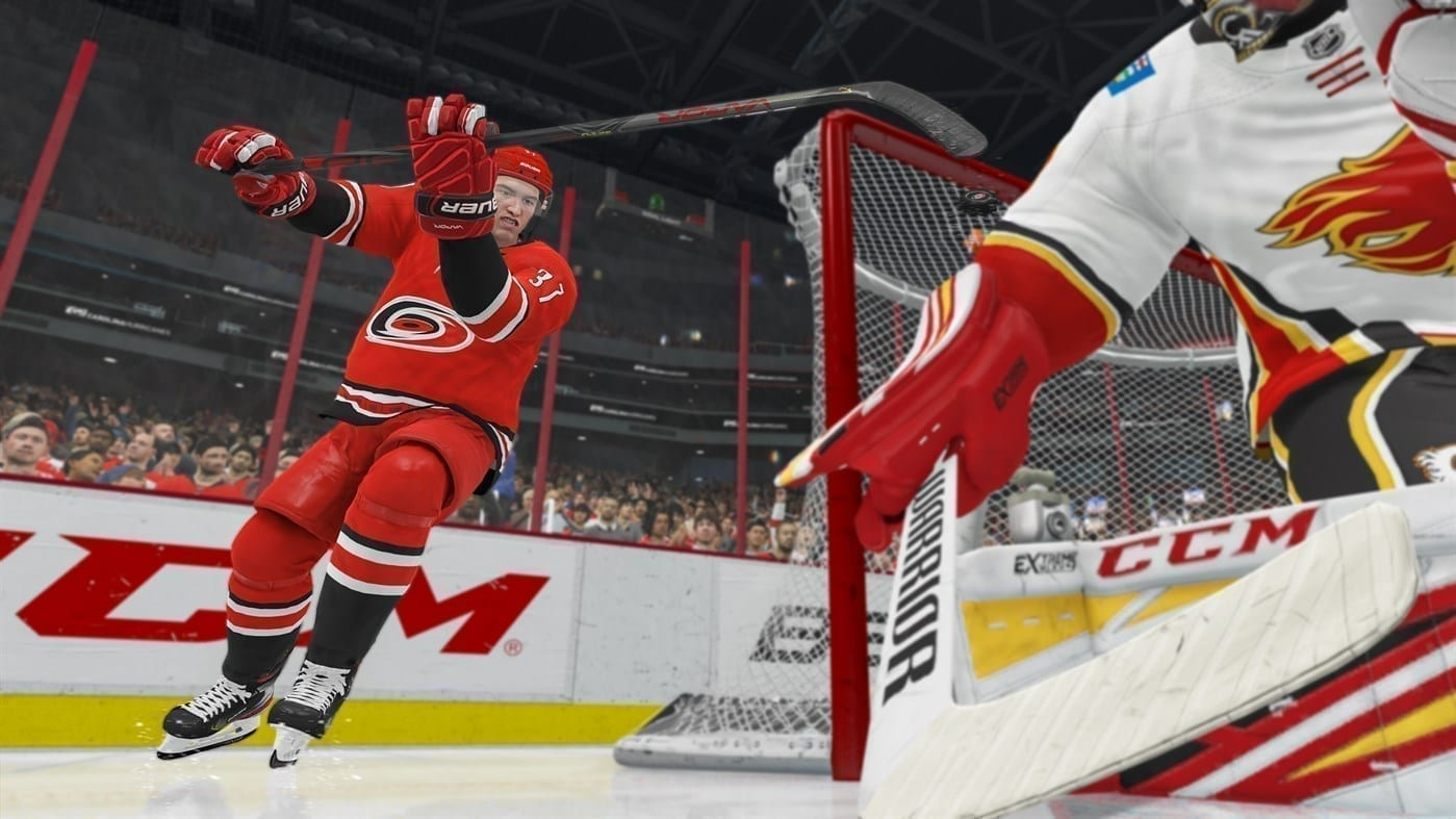 Screenshot NHL 21