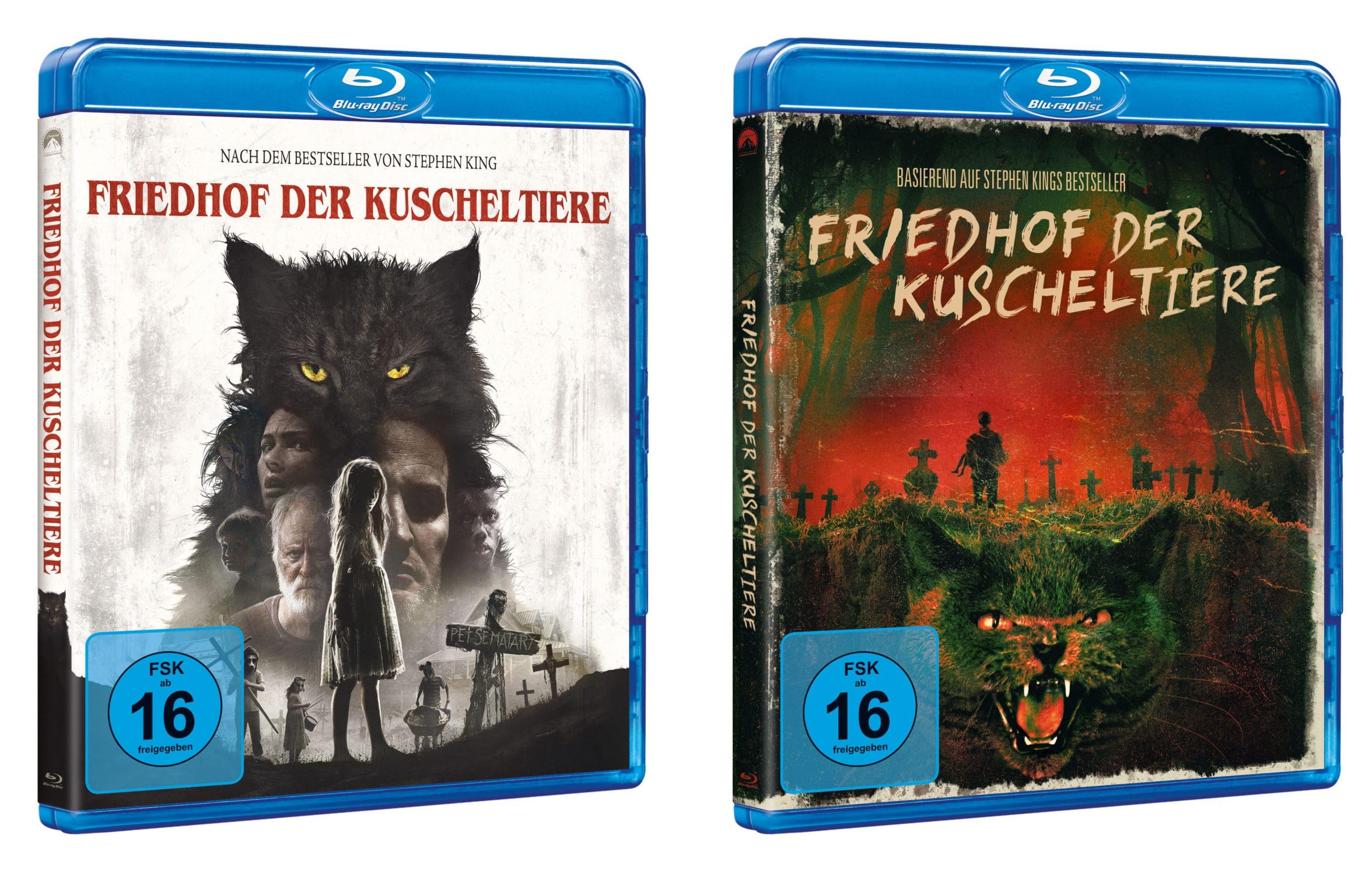 Gewinnspiel: Friedhof der Kuscheltiere (2019)