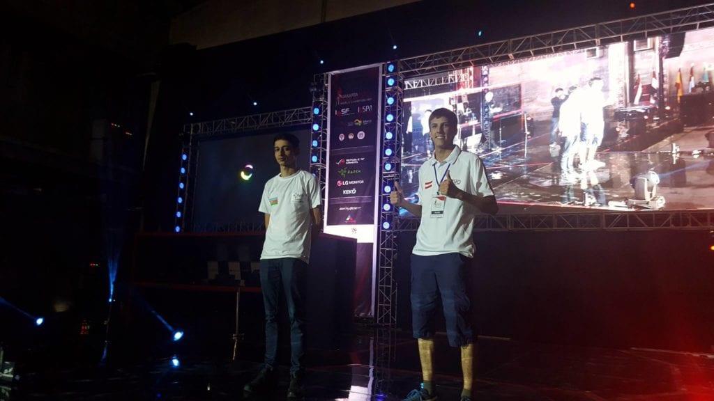 gameking-on-stage