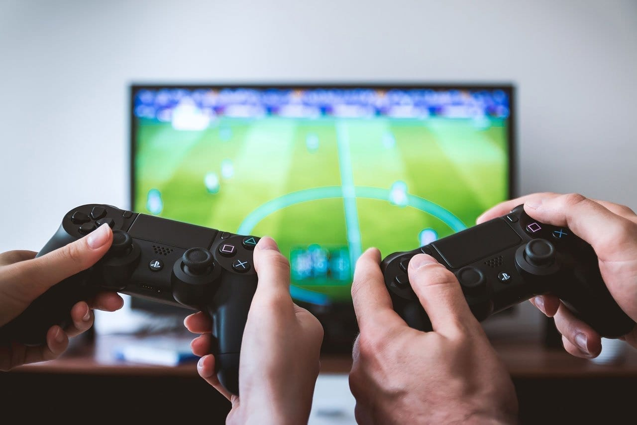 Gaming im Wohnzimmer