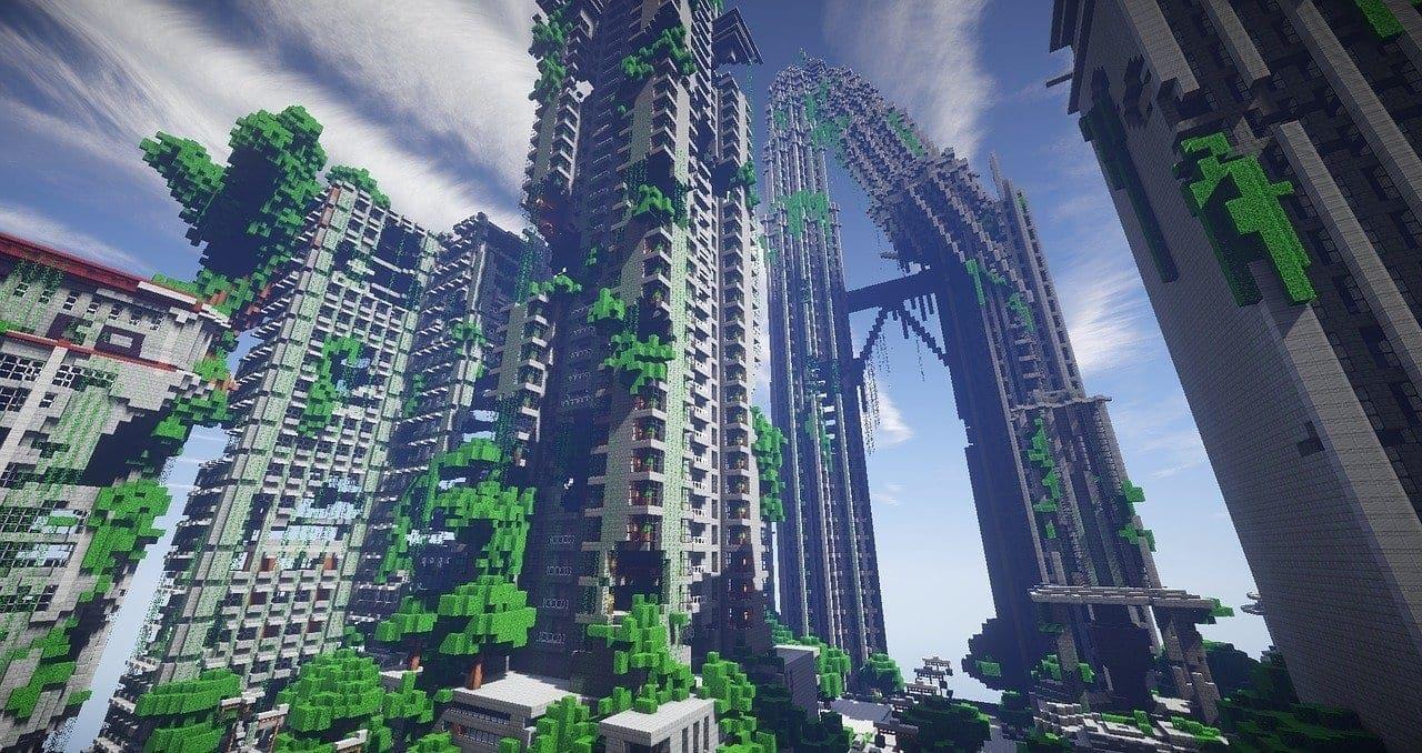Komplexe Welten mit Minecraft erstellen