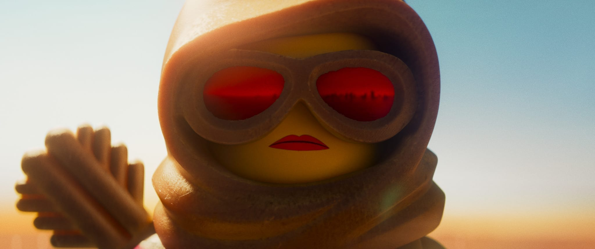 """Lucy (ELIZABETH BANKS) in a scene from the animated adventure sequel """"The LEGO® Movie 2: The Second Part,"""" from Warner Bros. Pictures and Warner Animation Group, in association with LEGO System A/S, a Warner Bros. Pictures release."""
