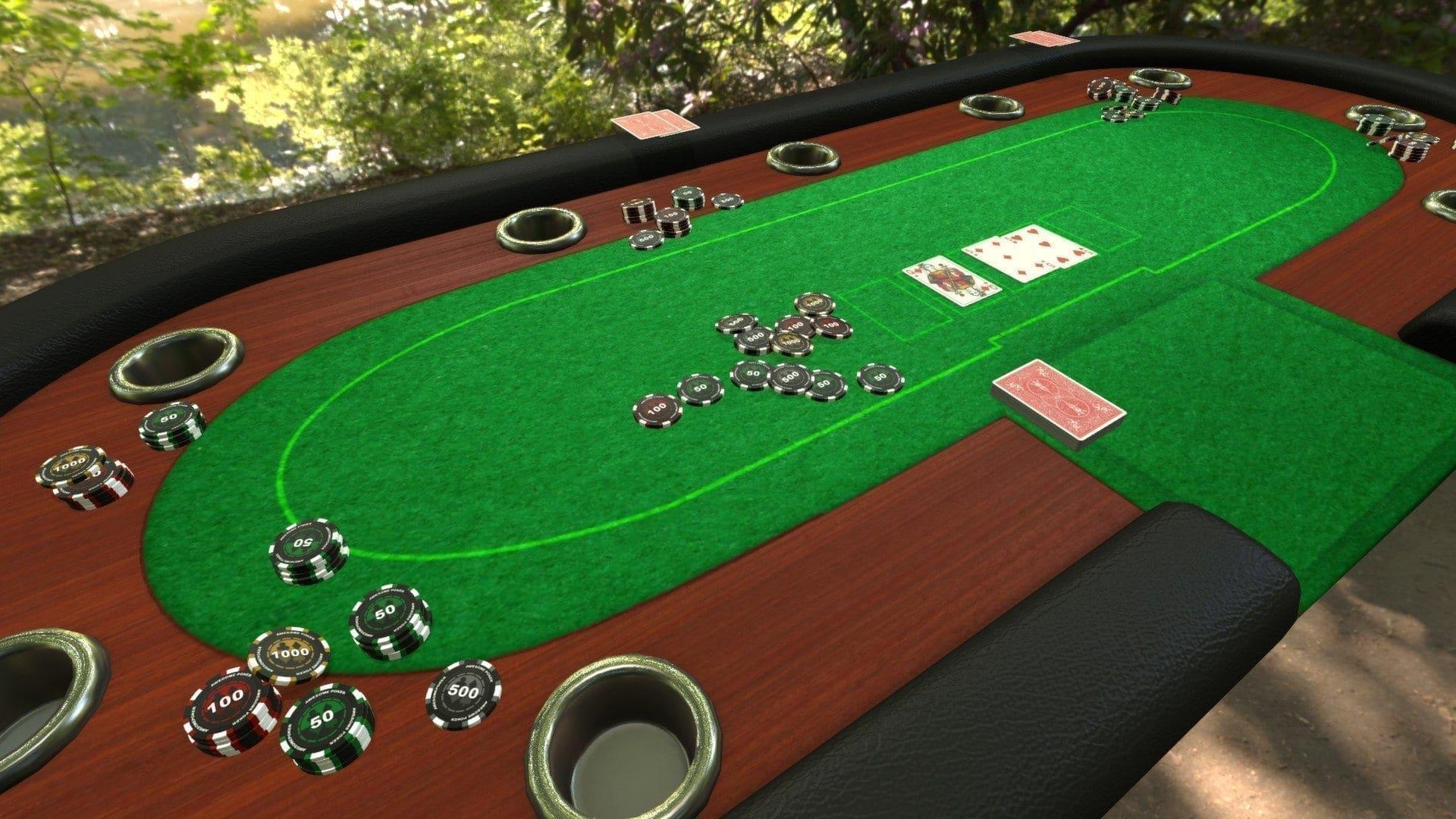 Table Top Simulator