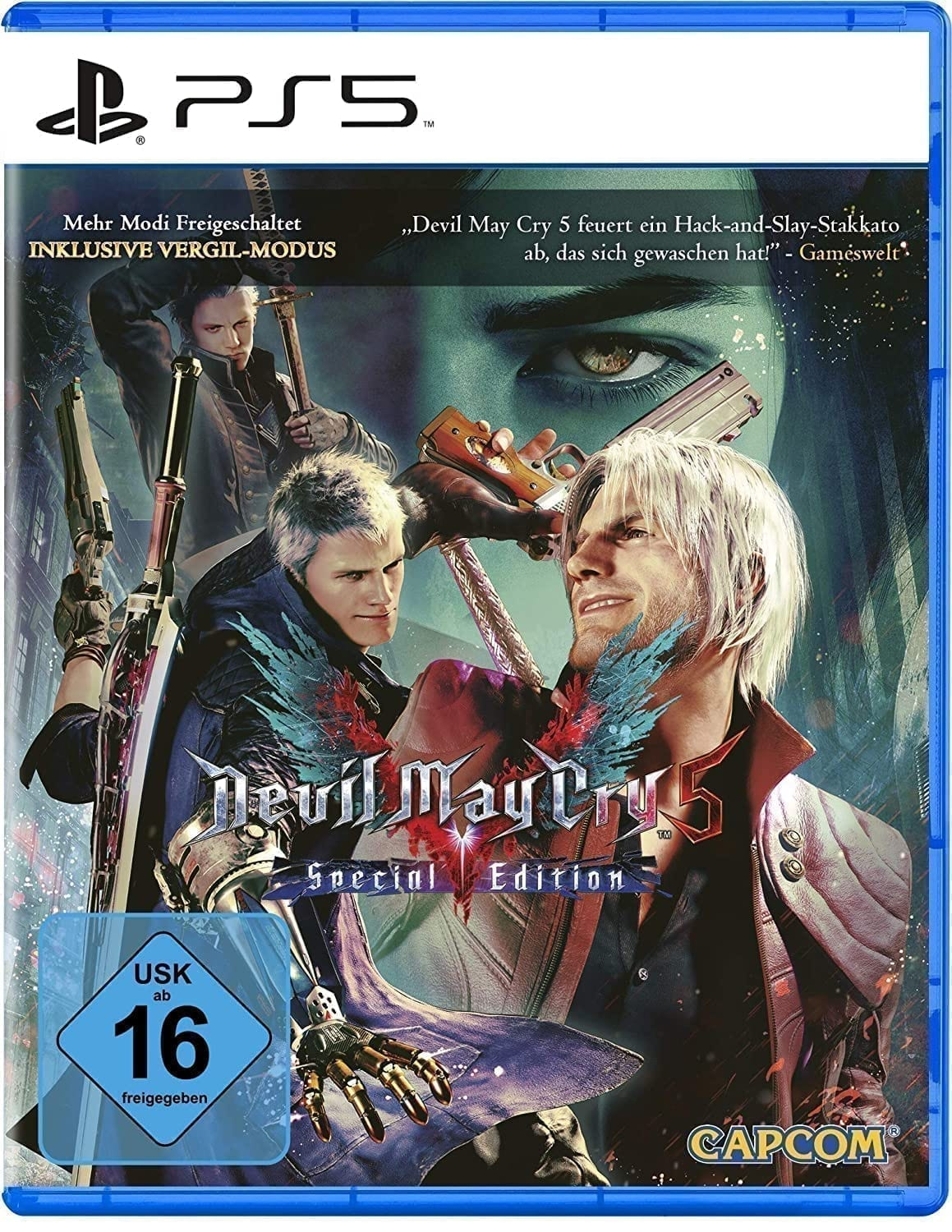 Devil May Cry 5: Special Edition - Wertung