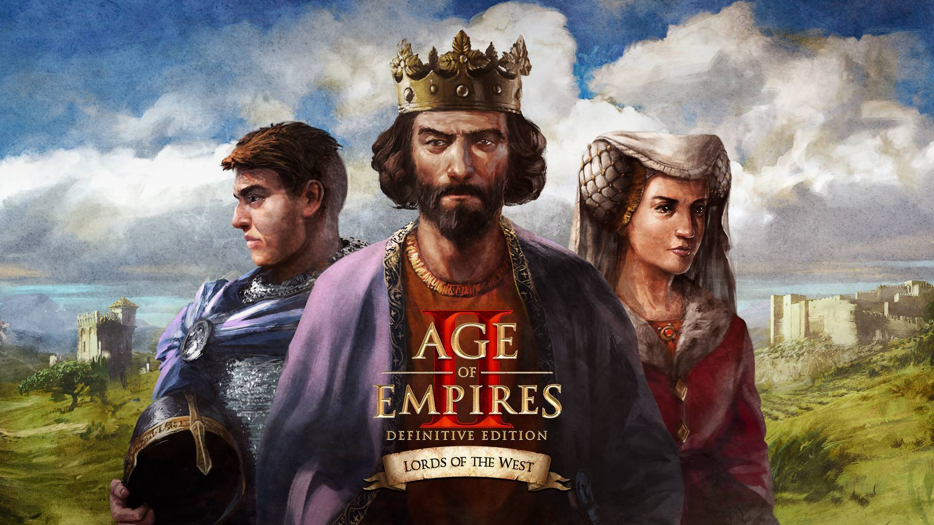 Age of Empires II: Definitive Edition Lords of the West