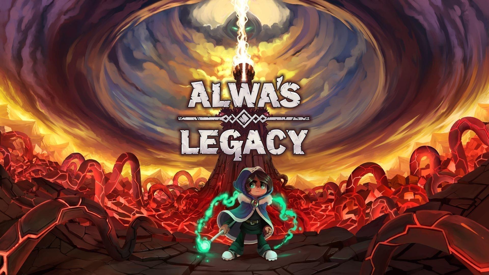 Alwa's Legacy Indieperlen