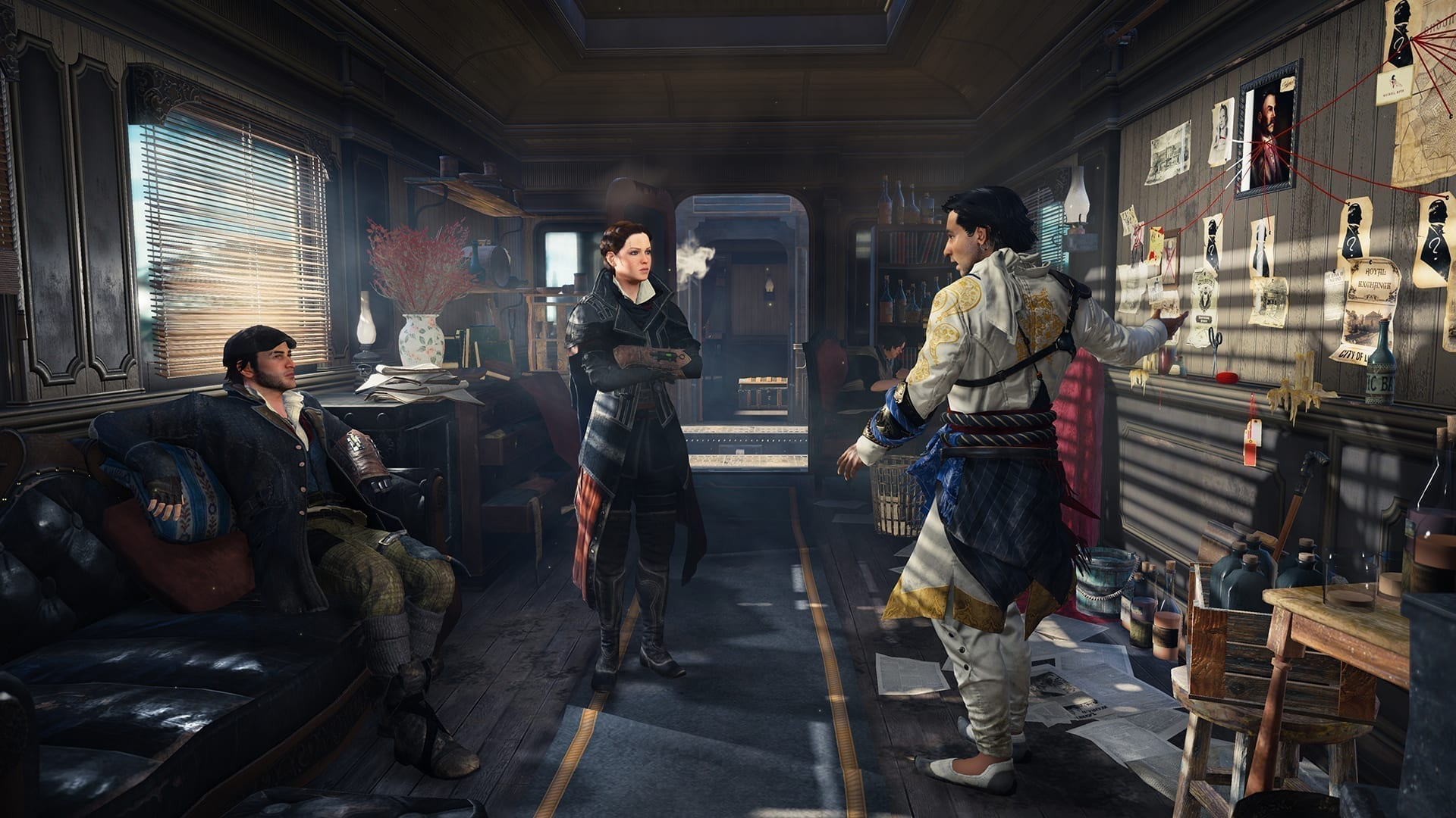 Assassin's Creed Syndicate Stadia
