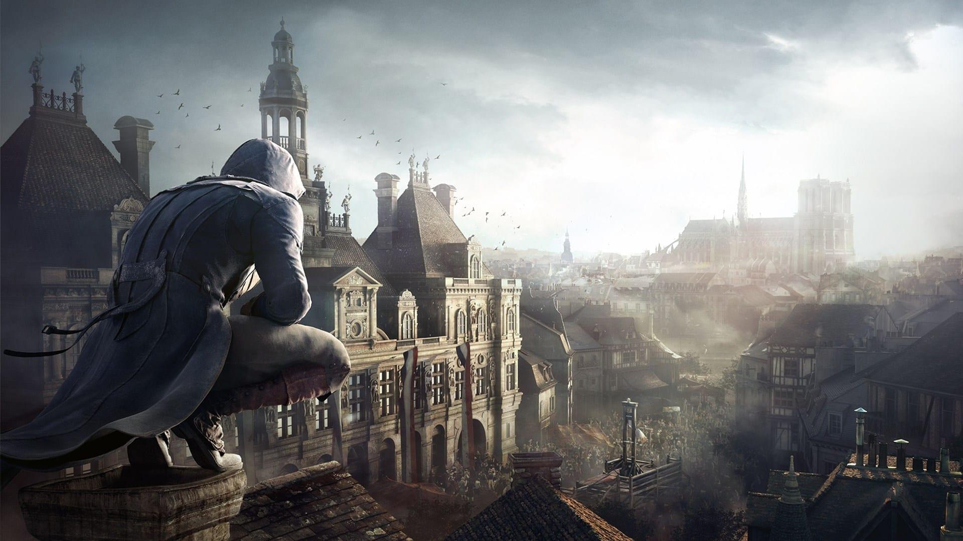 Assassin's Creed Unity Stadia