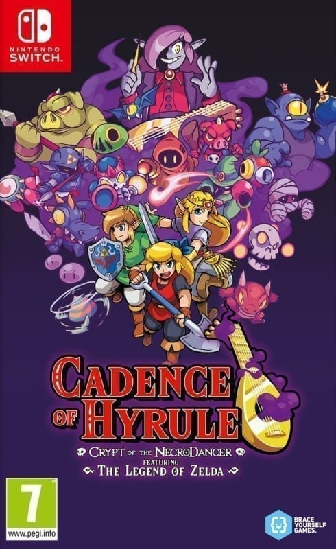 Cadence of Hyrule – Crypt of the NecroDancer Featuring The Legend of Zelda - Wertung