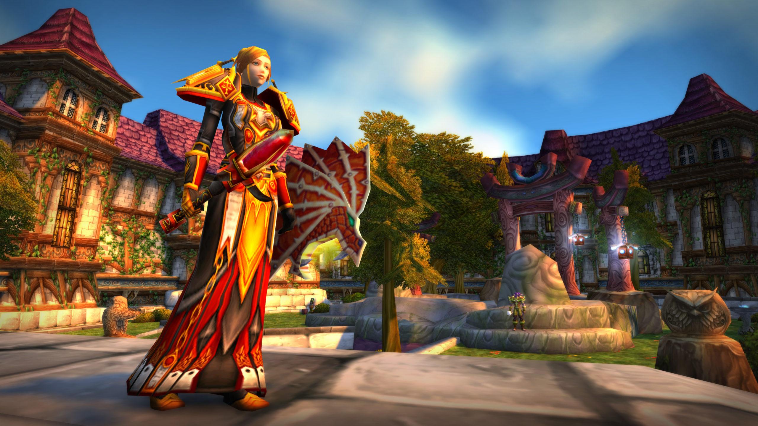 World of Warcraft: Classic - Sturmwind