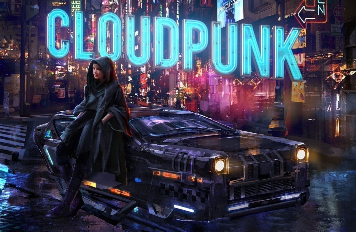Cloudpunk - Indieperlen